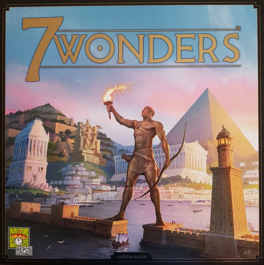 7 Wonders 2nd Edition 2020 RO