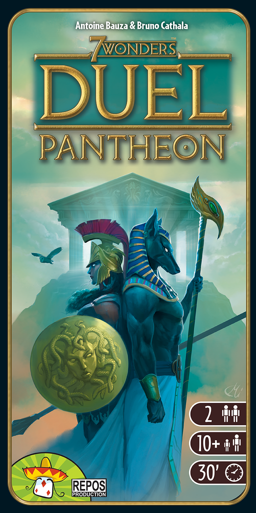 7 Wonders: Duel - Pantheon EN