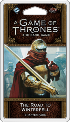 A Game of Thrones LCG: Road to Winterfell Chapter Pack