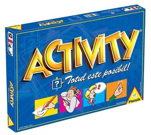 Activity Totul Este Posibil