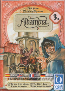 Alhambra: Thiefs Turn