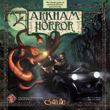 Arkham Horror Boardgame