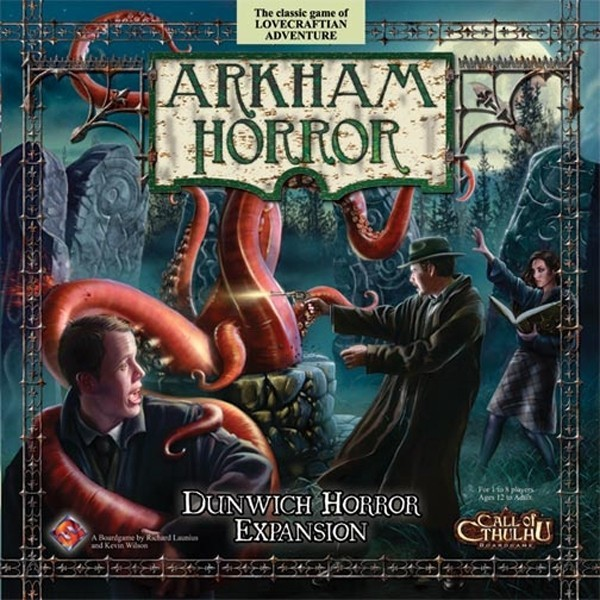 Arkham Horror: ext Dunwich Horror Expansion