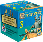 Carcassonne Mini 3 - The Ferries