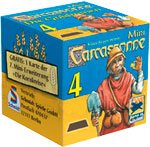 Carcassonne Mini 4 - The Gold Minies