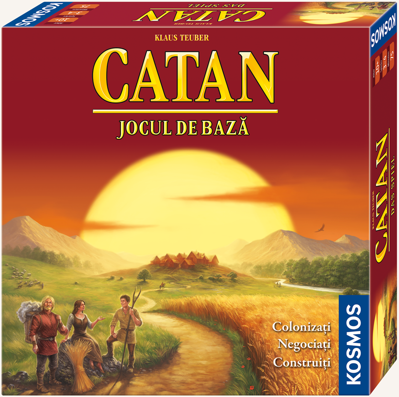 Colonistii din Catan