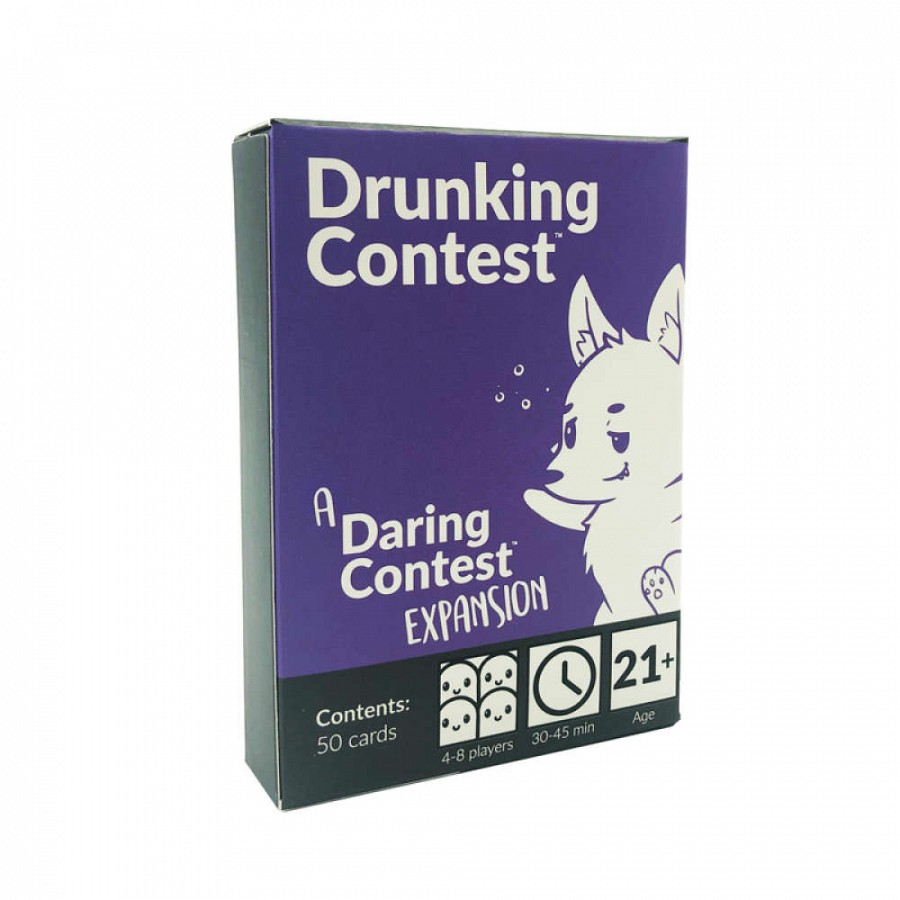 Daring contest - Drunking Contest expansion ed.EN