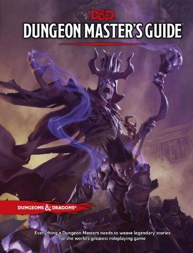 Dungeon & Dragons Dungeon Master Guide