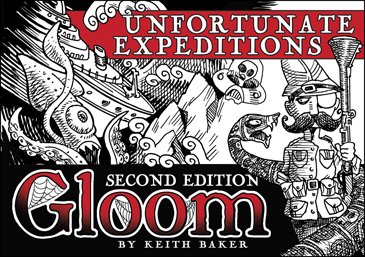 Gloom - Unfortunate Expeditions