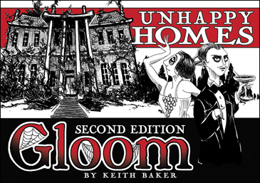 Gloom - Unhappy Homes
