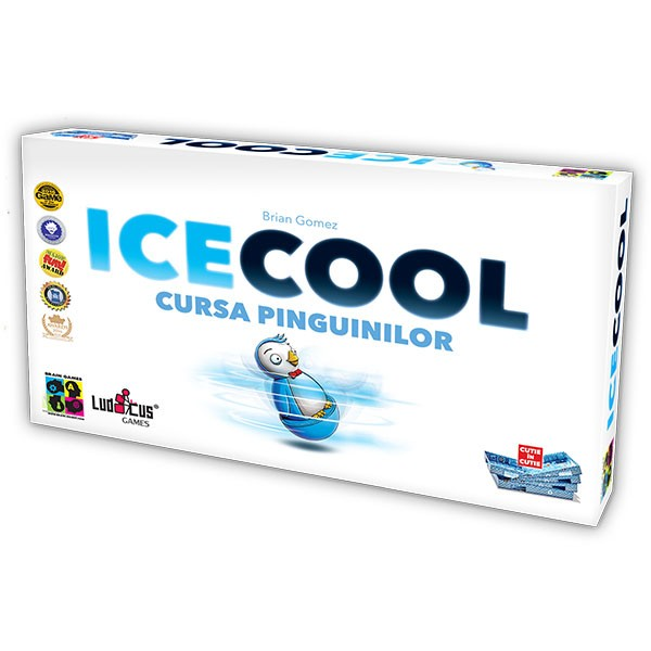 Ice Cool - Cursa pinguinilor