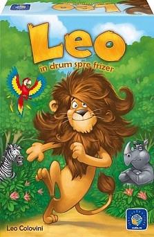 Leo in drum spre frizer