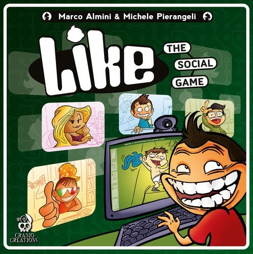 Like - The Social Game