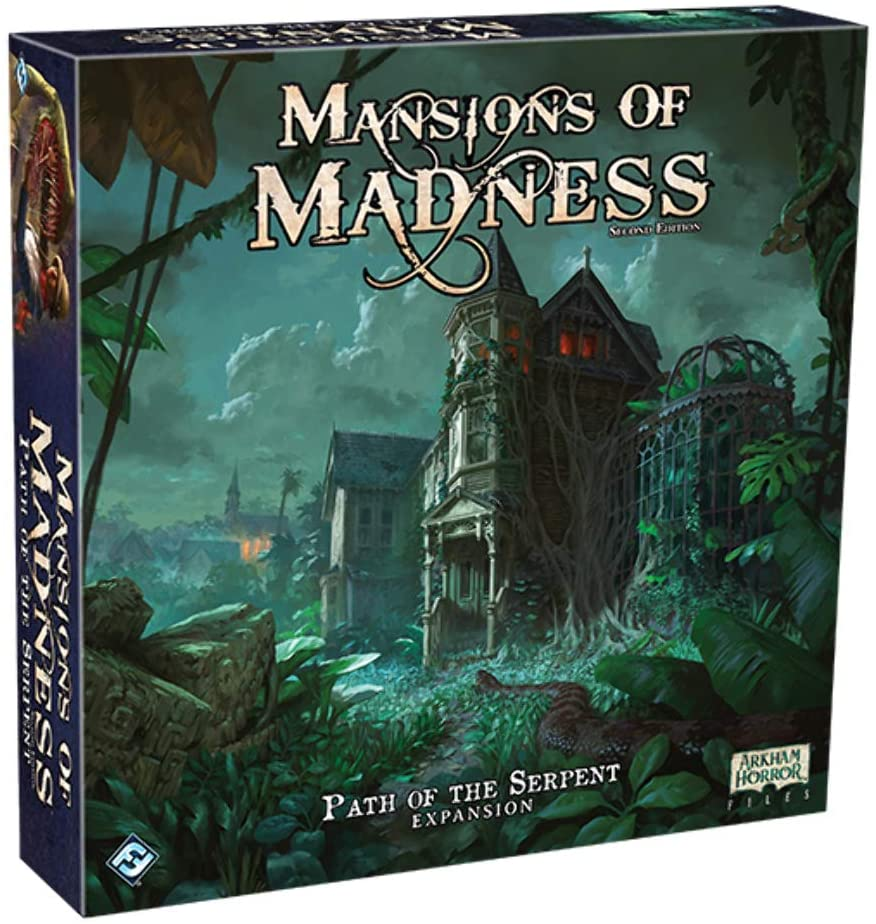 Mansions of Madness 2nd Edition - Path of the Serpent