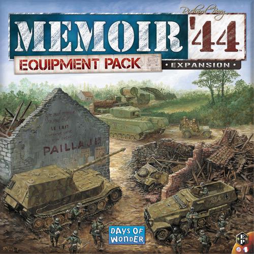 Memoir 44 Equipment Pack