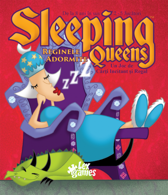 Reginele adormite - Sleeping Queens