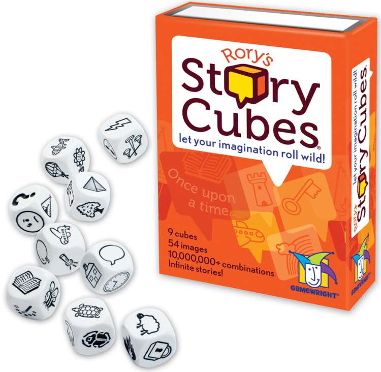 Rory s Story Cubes Originals