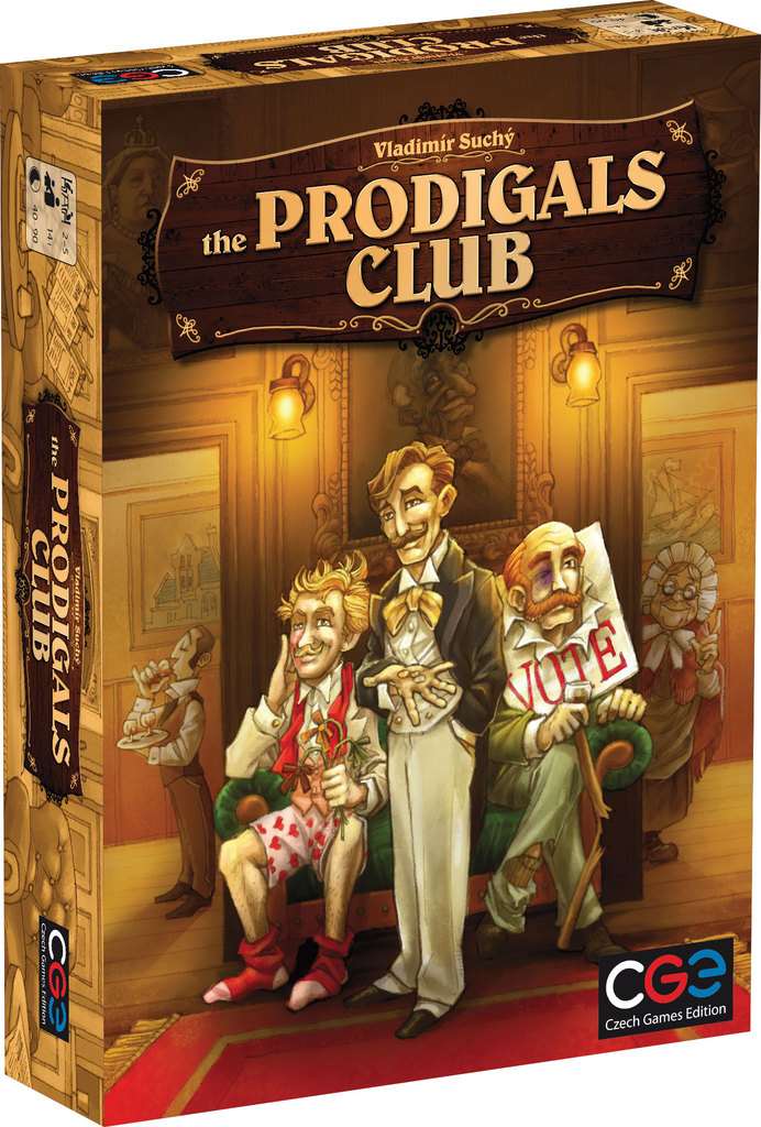 The Prodigals Club