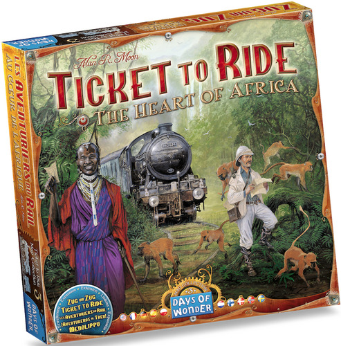Ticket to Ride - Africa