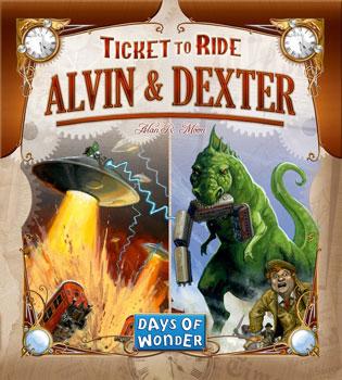 Ticket to Ride - Alvin & Dexter