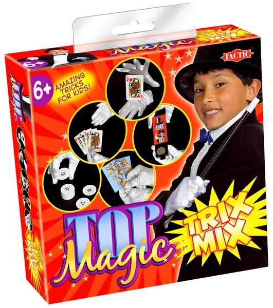 Top Magic Rosu
