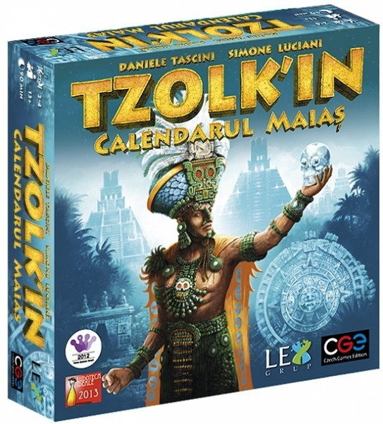 Tzolkin: Calendarul Maias
