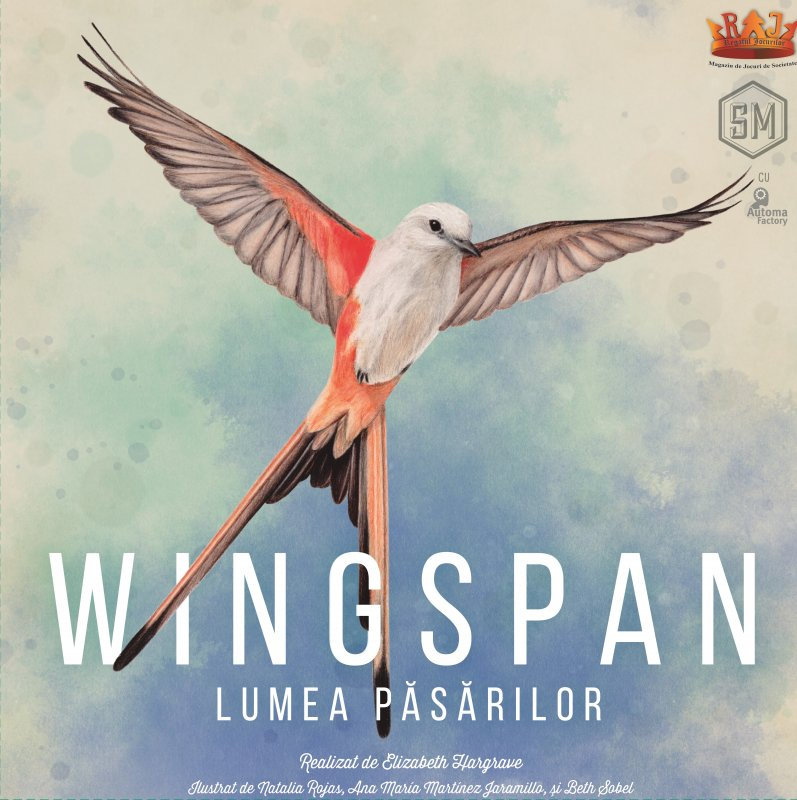 Wingspan 2nd Edition RO