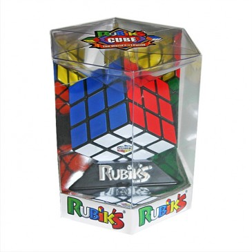Cub Rubik 3x3x3 in cutie hexagonala