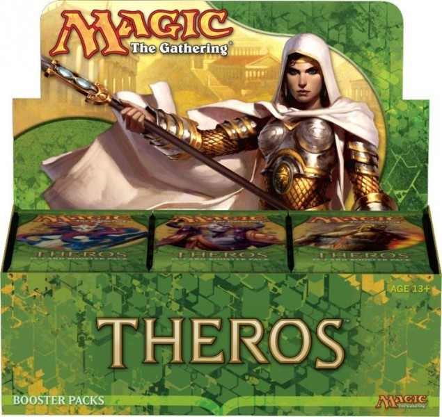 Magic the Gathering - Theros Booxter Box x 4