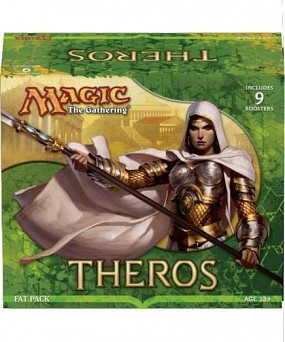 Magic the Gathering - Theros Fat Pack
