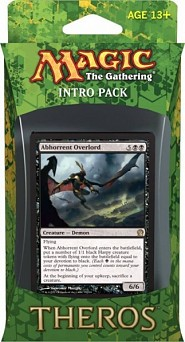 Magic the Gathering - Theros Intro Pack Black