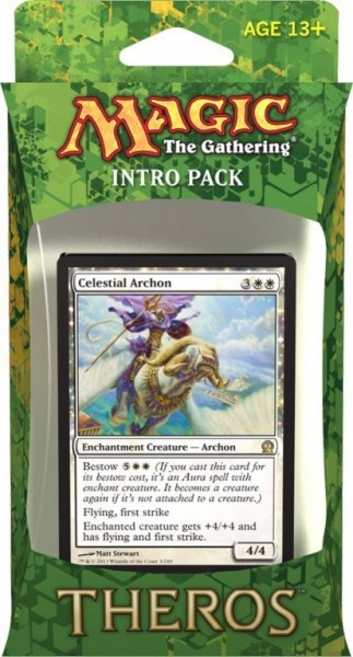Magic the Gathering - Theros Intro Pack White