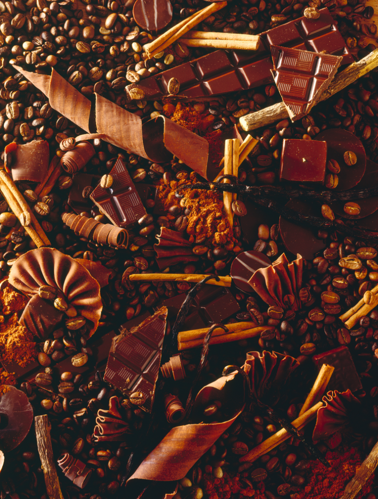 Puzzle 1000 piese Coffee and Chocolate