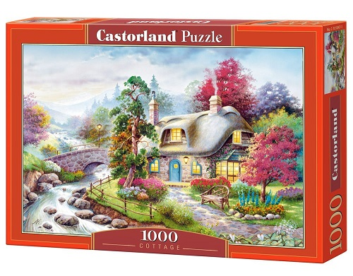 Puzzle 1000 piese Cottage
