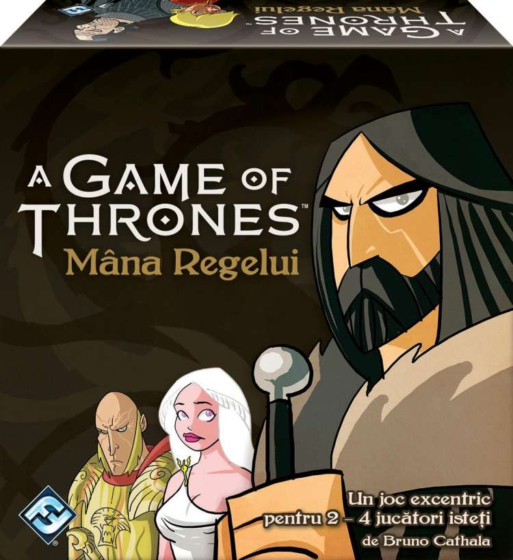 A Game of Thrones - Mana Regelui