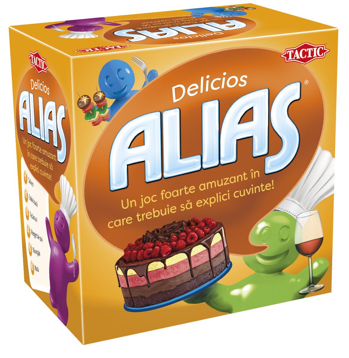 Alias Mini : Delicios