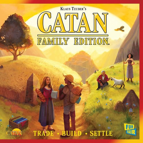 Catan - Family Edition