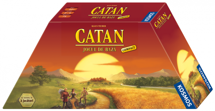 Catan - jocul de baza compact