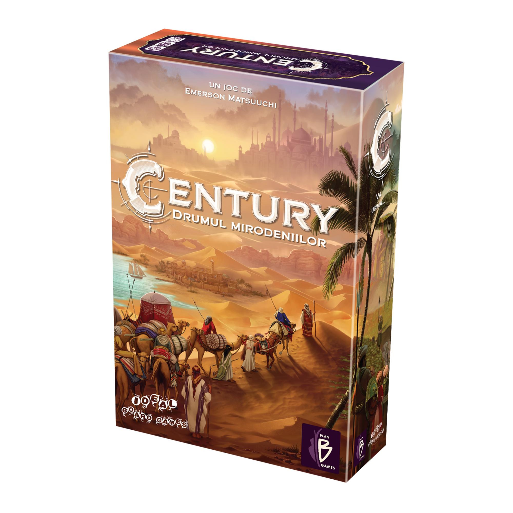 Century - Drumul Mirodeniilor