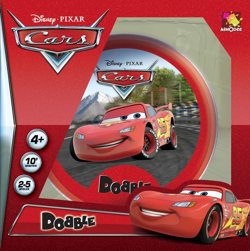 Dobble Cars ed. ro