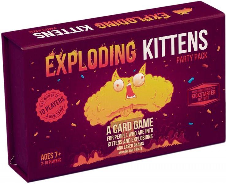 Exploding Kittens - Party Pack EN