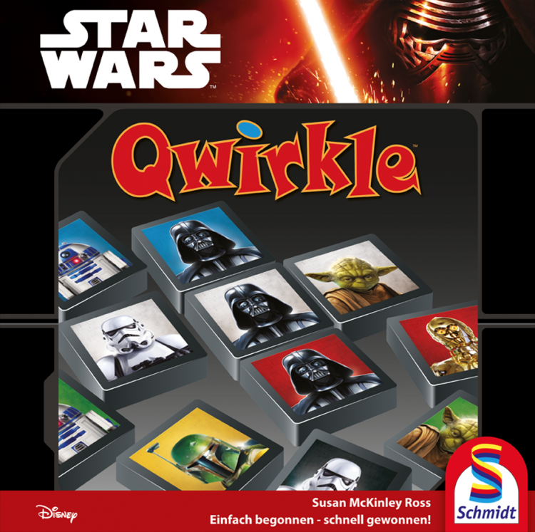Qwirkle Star Wars