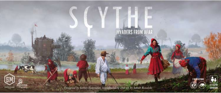 Scythe ext Invaders from afar