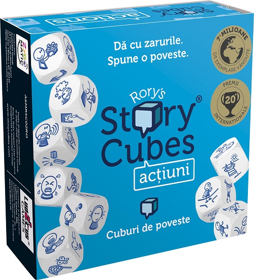 Story Cubes Actiuni