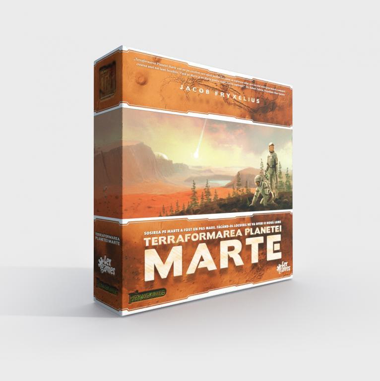 Terraformarea planetei Marte - Terraforming Mars