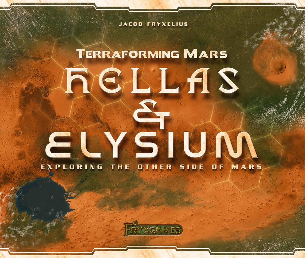 Terraforming Mars: Hella & Elysium