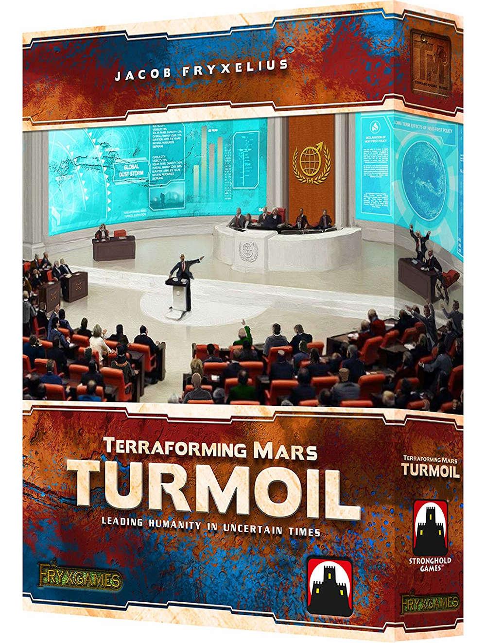 Terraforming Mars - Turmoil ed.EN