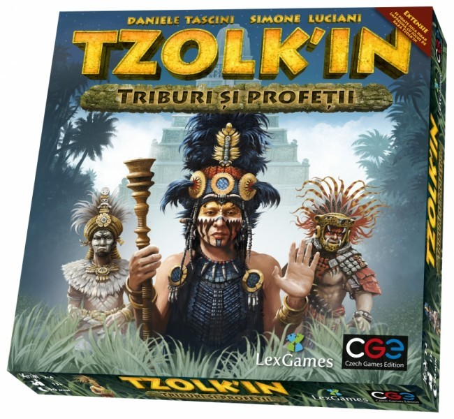 Tzolkin: Triburi si Profetii